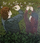 Sloe Pickers A4